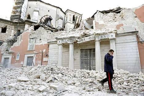 Resultado de imagem para terremoto italia
